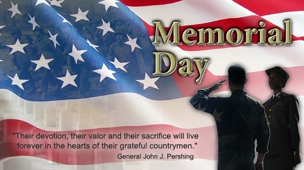 Happy Memorial Day Prayers