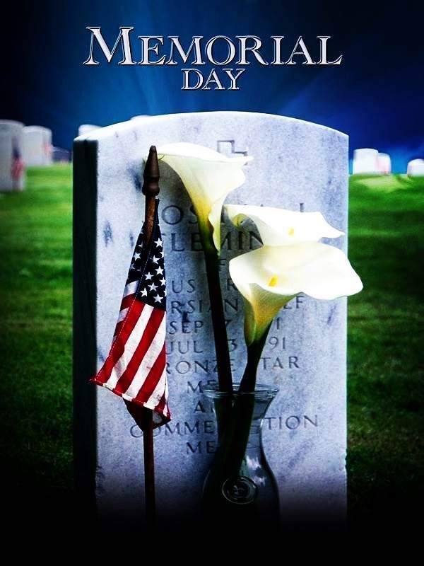 Memorial Day Tribute Images
