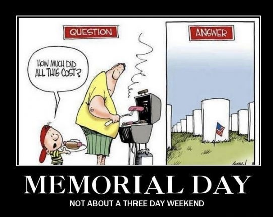 Memorial Day Funny Images