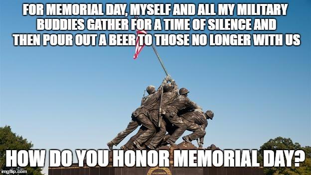 Memorial Day Meme 2020