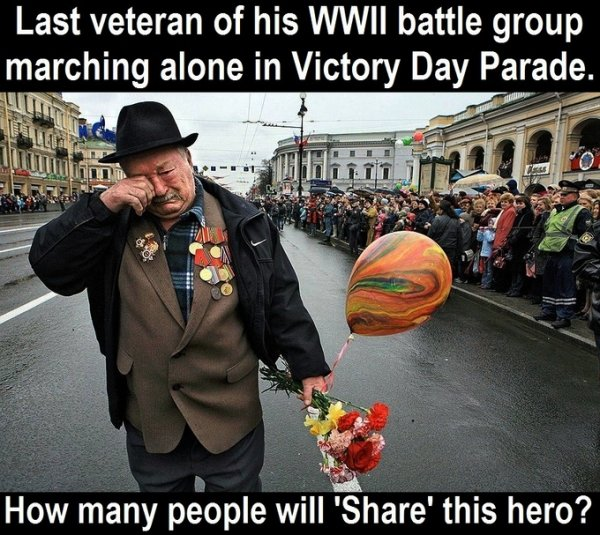 Memorial Day Meme For Veterans
