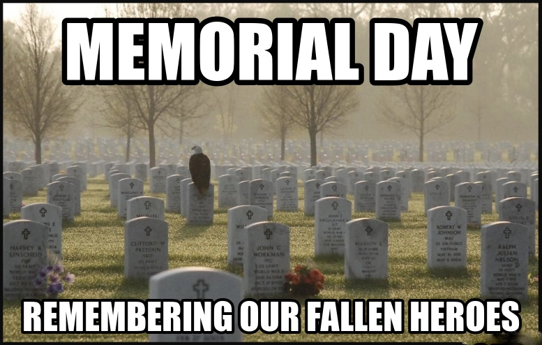 Memorial Day Meme for Facebook
