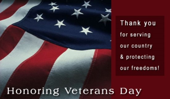Happy Veterans Day Cards